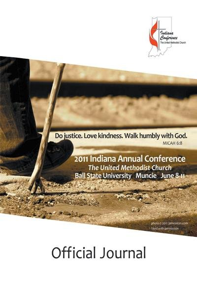 Download 2011 Official Journal of the Indiana Annual Conference Book