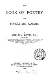 The Book of Poetry for Schools and Families