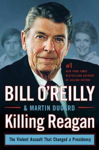 Killing Reagan Book