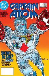 Captain Atom (1986-) #3