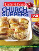 Taste Of Home Church Supper Cookbook New Edition Book PDF