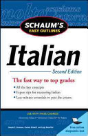 Schaum's Easy Outline of Italian, Second Edition