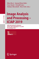 Image Analysis and Processing – ICIAP 2019