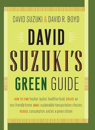 David Suzuki s Green Guide PDF