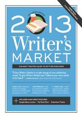2013 Writer's Market: Edition 92