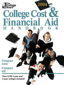 College Cost and Financial Aid Handbook 2004 PDF
