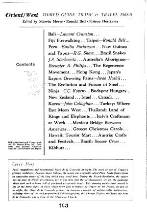 Orient West PDF
