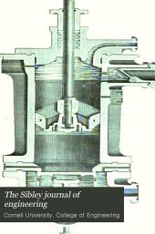 The Sibley Journal of Engineering: Volume 8
