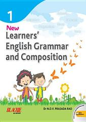 New Learner's English Grammar & Composition Book 1