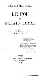 Le fou du Palais-Royal