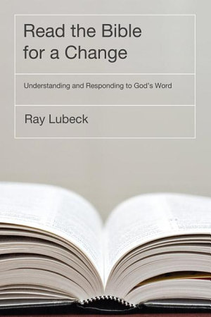 Read the Bible for a Change PDF