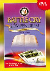 Battle Cry Compedium: Vol: 5, No 1-52