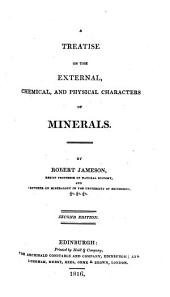 A treatise on the external character of minerals