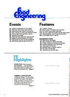 Chilton s Food Engineering PDF