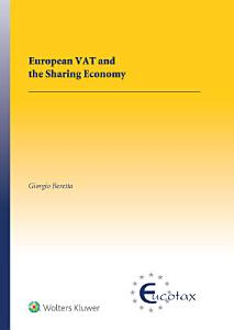 European VAT and the Sharing Economy Book
