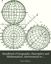 Astronomical or mathematical geography