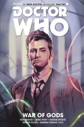 Doctor Who: The Tenth Doctor - Volume 7: War of Gods Complete Collection