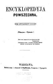 Encyklopedyja powszechna: Tom 27