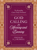 God Calling for Morning and Evening
