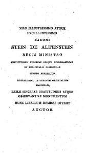 SSufismus: sive, Theosophia Persarum pantheistica