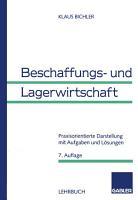 Beschaffungs  und Lagerwirtschaft PDF