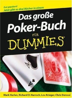 Das gro  e Poker Buch f  r Dummies PDF