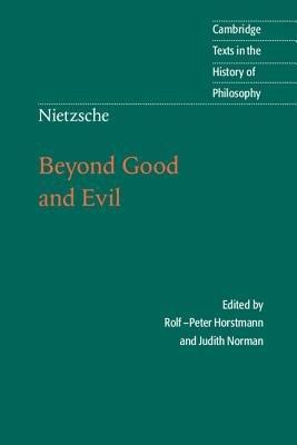 Nietzsche  Beyond Good and Evil