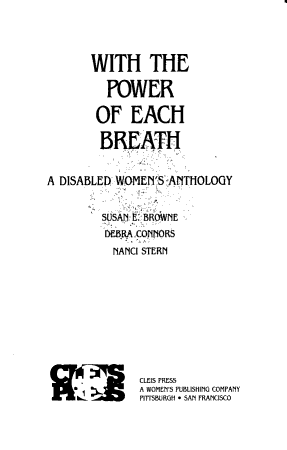 With the Power of Each Breath PDF