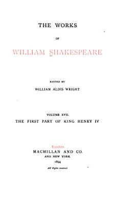 The Works of William Shakespeare  King Henry IV PDF
