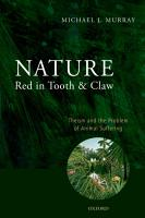 Nature Red in Tooth and Claw PDF