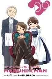 The Melancholy of Suzumiya Haruhi-chan: Volume 9