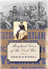 Maryland Voices of the Civil War PDF