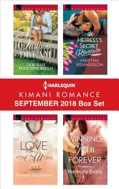 Harlequin Kimani Romance September 2018 Box Set: An Anthology
