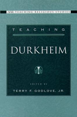 Teaching Durkheim PDF