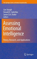 Assessing Emotional Intelligence PDF