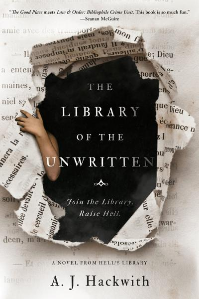 Download The Library of the Unwritten Book