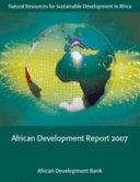 African Development Report 2007 PDF