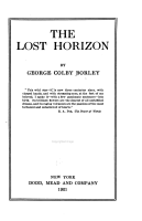 The Lost Horizon PDF