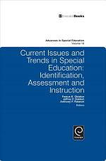 Current Issues and Trends in Special Education.