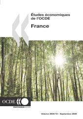 Études économiques de l'OCDE : France 2005