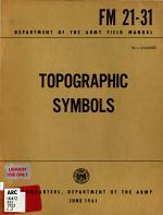 Topographic Symbols