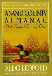 A Sand County Almanac And Sketches Here And There Book PDF