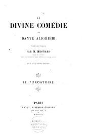 La Divine comédie de Dante Alighieri: Volume2
