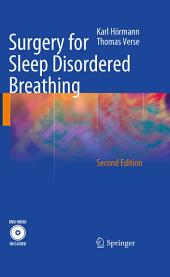 Surgery for Sleep Disordered Breathing: Edition 2