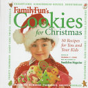 Family Fun Cookies for Christmas