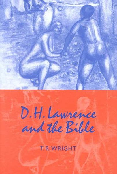 Download D  H  Lawrence and the Bible Book
