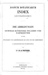 Iconum botanicarum index locupletissimus
