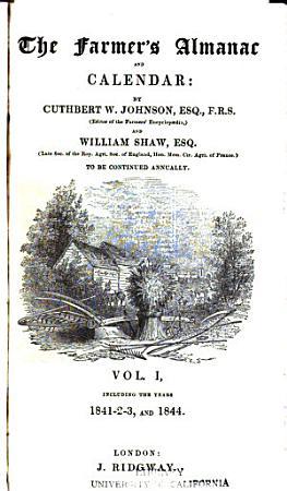 The Farmer s Almanac and Calendar PDF