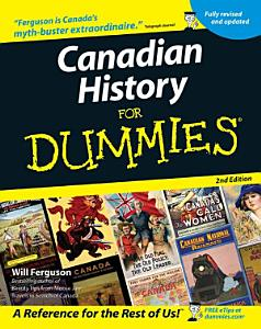 Canadian History for Dummies Book