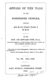 Annals of the wars of the nineteenth century: Volume 3